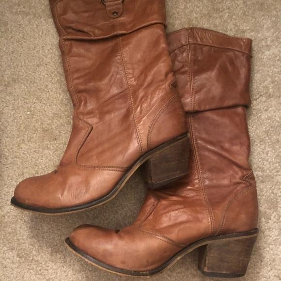 2891b464f7d Steve Madden Cowboy Boots